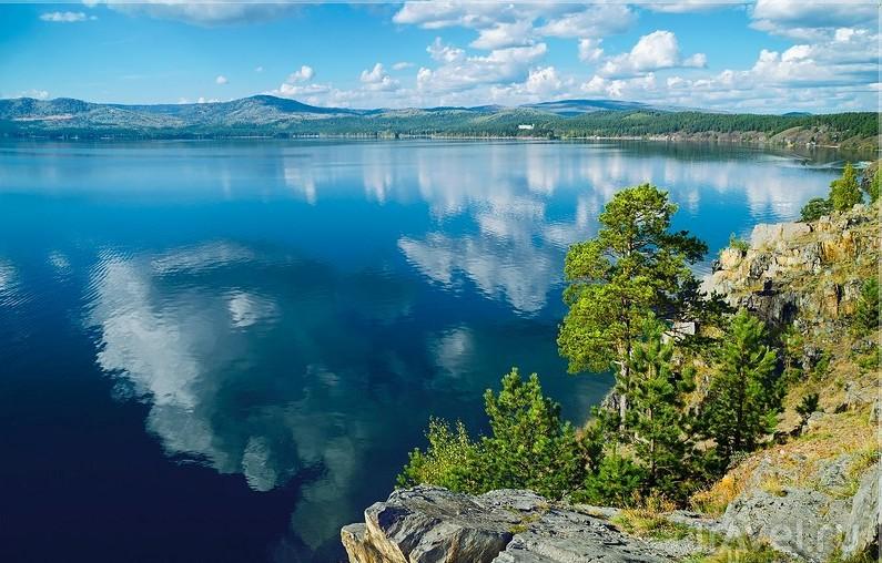 """Озеро Тургояк - история и экскурсии от компании """"Королевские ..."""